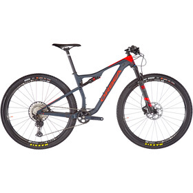 "ORBEA Oiz M30 29"", blue/red"